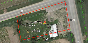 Amazing Land With Highway Commercial Zoning