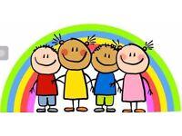 Registered childminder with references
