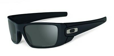 OAKLEY FUEL CELL MATTE BLACK / GREY POLARIZED Brille Sonnenbrille