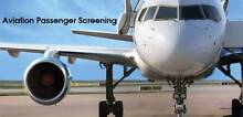 Aviation Passenger Screener Redcliffe Redcliffe Area Preview