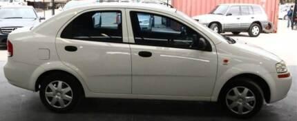 2003 Daewoo Kalos SE Sedan – 5 Spd Manual <145000 Km