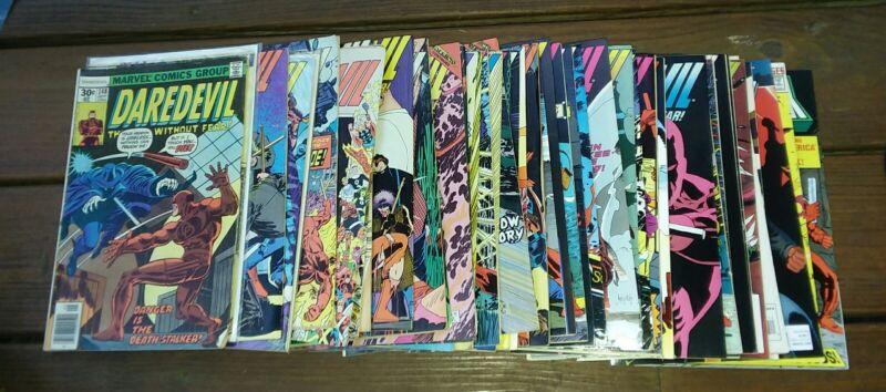 daredevil 50 issue bronze modern age marvel comics lot run set movie collection