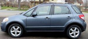 2008 Suzuki Hatchback SX4 AWD