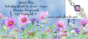 Huge Spring Show, one day only on Sat. Mar. 11, 2017 Kitchener / Waterloo Kitchener Area image 1