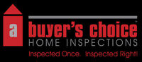 A Buyer's Choice Greater Moncton Home Inspections