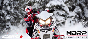 MBRP  Snowmobile Exhaust - LOWEST PRICE IN CANADA