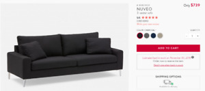 Selling STRUCTUBE Couch
