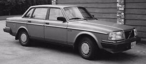 1987 Volvo 240 Other