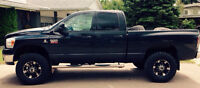2007 Dodge 3500 lots of upgrades . For sale or trade