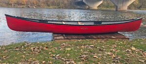 Nice 16 ft. Canoe 1 yr old in good shape – reduced price