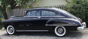 1950 Oldsmobile (Model 76) Fastback. Runs great