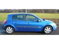 Renault Megane Scenic low mileage Full Mot Bargain