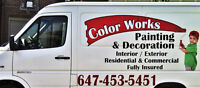 Painters the best price in GTA