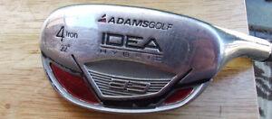 AdamsGolf Idea A3 Hybrid 4 Iron (RH) - $22.00