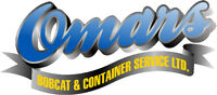 Junk/garbage removal for any size projects - Call Omar's!
