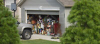 Want to have your garage back?