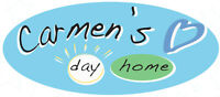 Carmen's Dayhome - F/T & P/T ChildCare Available Now - SE Cgy
