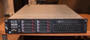 ProLiant DL380 G6 - 2X XEON X5550 2.66 GHz - 32 GB - Diskless
