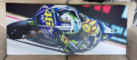 Valentino Rossi canvas