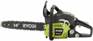 New RYOBI RY3714 37cc 2-Cycle Gas Chainsaw 14 in.