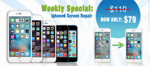 iPad - iPhone Screen Replacement Starts $39 - Mississauga Store