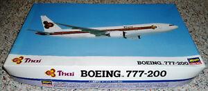 Hasegawa 1/200 Boeing 777-200 Thai Airlines