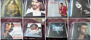 Lot de 32 cds 25$