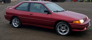 1994 ford escort GT 1.8 Turbo