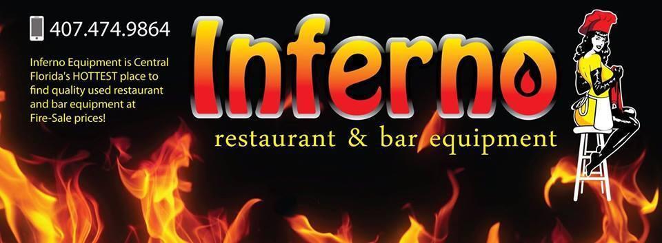 Inferno Bar & Restaurant Equipment