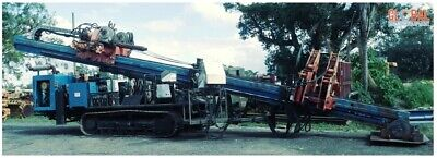 1998 American Auger Dd90 Directional Drilling Machine
