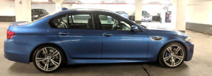 2013 BMW M5 For Sale - Immaculate Condition & Fully Loaded!