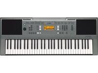 Yamaha PSR 353 61 key keyboard