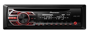 Pioneer DEH-150MP Single DIN Car Stereo With MP3 Playback Melbourne CBD Melbourne City Preview