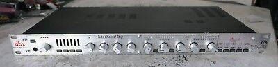 dbx 376 tube channel strip procesor
