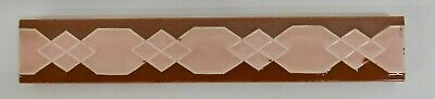 Vintage Tile Patterns - Pomona Vintage Border Tile Diamond Pattern