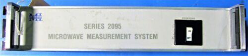 Vintage MI TECHNOLOGIES Series 2095, Rack mount, Microwave Measurement System