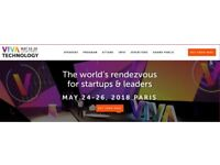 2 passes to attend Viva Technology in Paris on May 24-26 2018 - Speakers include Mark Zuckerberg