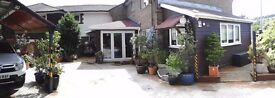 Clean room available night/weekly, wifi TV washbasin in friendly all male homeshare East Brighton