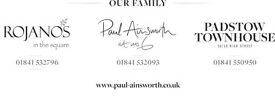 Waiting staff required within the Paul Ainsworth family