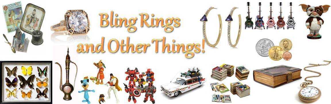 Bling Rings and Other Things!