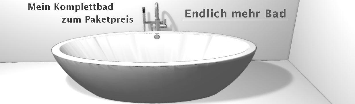 Endlich mehr Bad