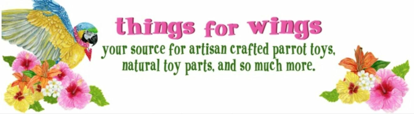 Things for Wings & Fairy Gardening