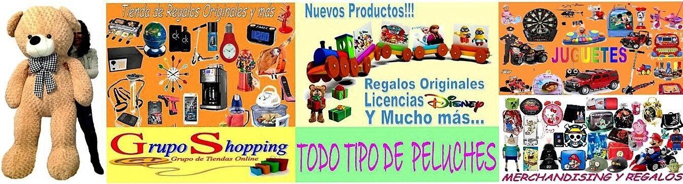 GRUPO SHOPPING - Tiendas online