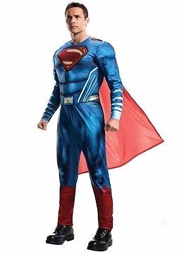 Superman All in One Fancy Dress Outfitin Southampton, HampshireGumtree - Superman All in one Fancy Dress outfit with detachable cape. Worn once, no longer needed. Ideal for Stag Dos/ Birthdays etc