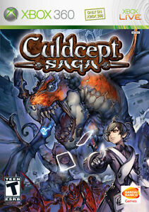 Recherche / Looking for Culdcept Saga Xbox 360