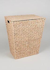 Pottery Barn style laundry basket
