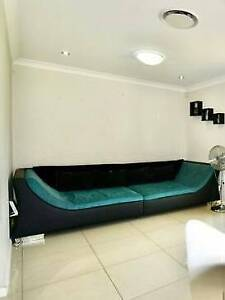 Fabric couch-Sofa-Sofa bed