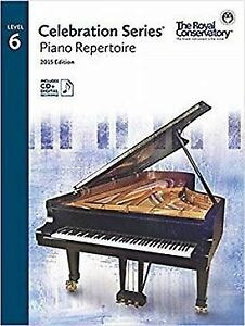 Wanted:  Royal Conservatory Piano Books (Grade 6)
