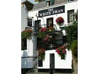 Experienced bar/waiting staff required for busy pub in Twickenham
