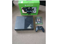 xbox 1 console 500gb with master chief collection